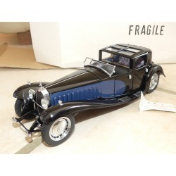 BUGATTI ROYALE COUPE 1930 FRANKLIN MINT B11RB69 1:24