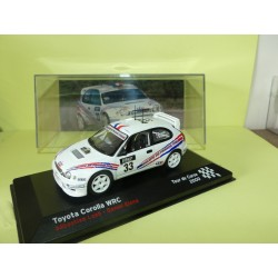 TOYOTA COROLLA WRC RALLYE TOUR DE CORSE 2000 S. LOEB ALTAYA 1:43