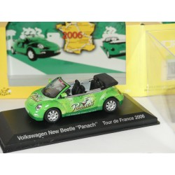 VW BEETLE Tour De France 2006 PANACH NOREV 1:43