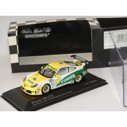 PORSCHE 911 GTS 996 N°77 24 Heures DAYTONA 2005 MINICHAMPS 1:43
