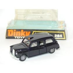 AUSTIN FX4 TAXI Noir DINKY TOYS 284 1:43