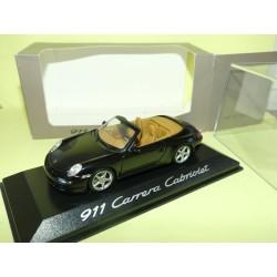 PORSCHE 911 TURBO  CABRIOLET 996 MINICHAMPS 1:43