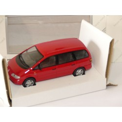 VW SHARAN Rouge HERPA 1:43