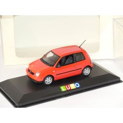 VW LUPO Orange MINICHAMPS 1:43