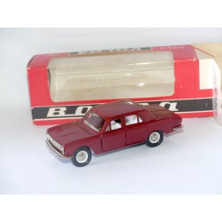 VOLGA A3-24 Bordeaux FABRICATION RUSSE Made In URSS CCCP 1:43