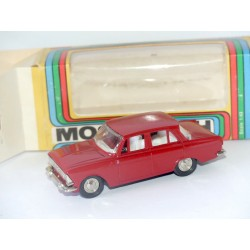 MOSKVITCH 412 Rouge FABRICATION RUSSE Made In URSS CCCP 1:43