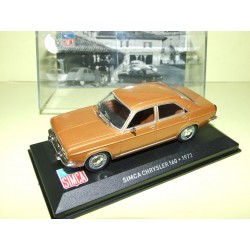 SIMCA CHRYSLER 160 1972 ALTAYA 1:43