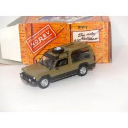 MATRA RANCHO 1980 Vert Kaki NOREV 1:43 boite carton
