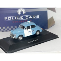 MORRIS MINOR POLICE ATLAS 1:43