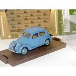 FIAT 1100 B BERLINA 1937-1939 Bleu BRUMM R30 1:43