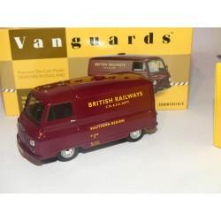 MORRIS J2 VAN BRITISH RAILWAYS Vanguards VA10606 1:43
