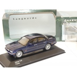 JAGUAR XJR Blue VANGUARDS VA09100 1:43