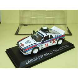 LANCIA 037 SAFARI RALLY 1984 M. ALEN ALTAYA 1:43