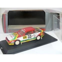 TOYOTA CELICA GT4 RALLYE MONTE CARLO 1989 FRITZINGER TROFEU 027 1:43 défaut