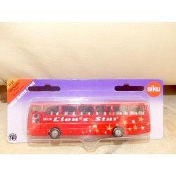 BUS CAR LION'S STAR SIKU 1624 1:87