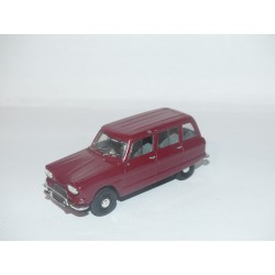 CITROEN AMI 6 BREAK Vert  UNIVERSAL HOBBIES 1:43 sous blister