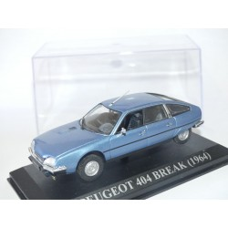 CITROEN CX 2400 GTi 1977 Bleu UNIVERSAL HOBBIES  1:43