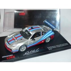 PORSCHE 911 GT3 CUP BARCELONE 2013 S. LOEB ALTAYA 1:43