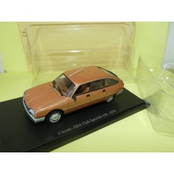 CITROEN GSA CLUB SPECIALE AM 1979 UNIVERSAL HOBBIES  1:43 blister