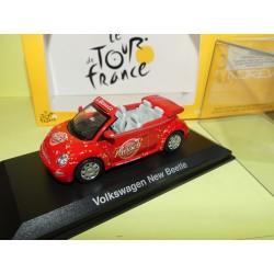 VW NEW BEETLE TOUR DE FRANCE PANACH NOREV 1:43