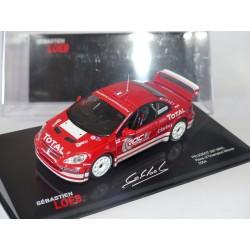 PEUGEOT 307 WRC RACE OF CHAMPION 2004 S. LOEB ALTAYA 1:43