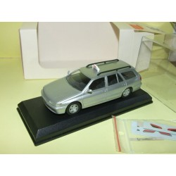 PEUGEOT 406 BREAK TAXI PARIS Gris PRESTIGE Kit Monté 1:43