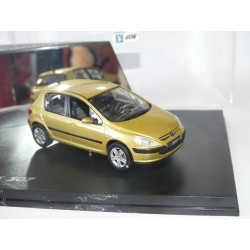PEUGEOT 307 XS Phase 1 5 Portes Or NOREV 1:43