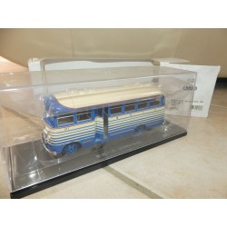 NISSAN N180 CAB OVER BUS 1951 Bleu et Blanc EBBRO 1:43