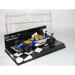 WILLIAMS RENAULT FW15 B DAMON HILL ONYX 1:43 défaut