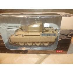 CHAR DE COMBAT N°42 Flakpanzer 341 Coelian ALTAYA 1:43