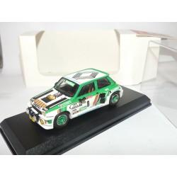RENAULT 5 MAXI TURBO RALLYE DE LOZERE 1985 SERPAGGLIA MINI RACING Kit 1:43