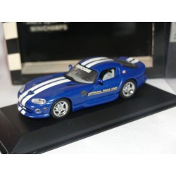 DODGE VIPER INDY PACE CAR 1996 MINICHAMPS 1:43