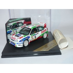 TOYOTA COROLLA WRC RALLYE DE CATALOGNE 1998 D. AURIOL VITESSE V98150 1:43