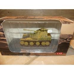 CHAR DE COMBAT N°47 Panzerjäger 38 für 7.5cm ALTAYA 1:43