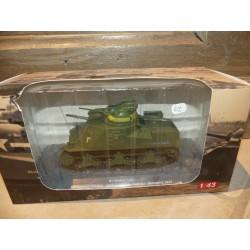 CHAR DE COMBAT N°62 M3 Lee Medium Tank ALTAYA 1:43