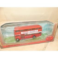 CAR BUS AEC RENOWN HANTS DORSET GILBOW EFE 30605 1:76