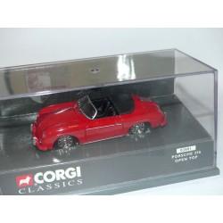 PORSCHE 356 OPEN TOP Rouge CORGI 03801 1:43