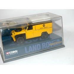 LAND ROVER ROAD SERVICE CORGI 07403 1:43