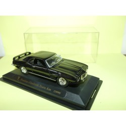PONTIAC FIREBIRD TRANS AM 1999 Noir ROAD SIGNATURE 1:43