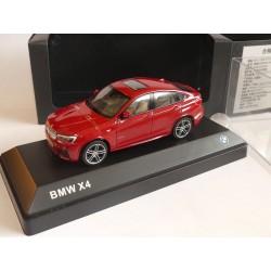 BMW X4 Gris HERPA 1:43