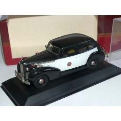 PACKARD SUPER 8 1940 POLICE REXTOYS 1:43