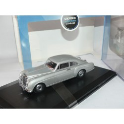 BENTLEY 81 CONTINENTAL FASTBACK Gris OXFORD DIECAST BFC001 1:43