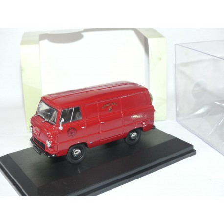 FORD THAMES VAN ROYAL MAIL OXFORD DIECAST FDE004 1:43