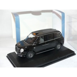TX ELECTRIC TAXI Noir OXFORD DIECAST 43TX5001 1:43