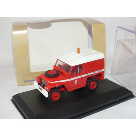 LAND ROVER 1/2 TON RAF OXFORD DIECAST 1:43