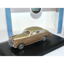 ROLLS ROYCE SILVER CLOUD I Sand et Sable OXFORD DIECAST 43RSC001 1:43