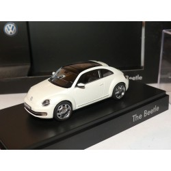 VW THE NEW BEETLE  Blanc SCHUCO 1:43