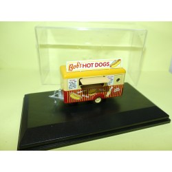 REMORQUE BOB'S HOT DOGS OXFORD DIECAST 1:76