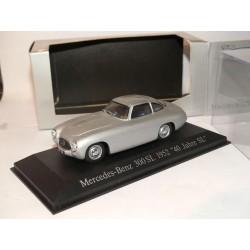 MERCEDES 300 SL 1952 40 Jahre SL MAX MODELS 1:43