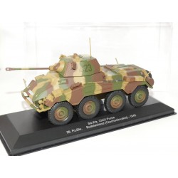 VEHICULE MILITAIRE N°06 SdKfz 234 Puma 1945 EAGLEMOSS 1:43